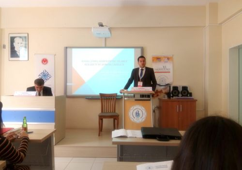 The head of the Department at the Institution of Caucasus Studies delivered a speech at the international symposium